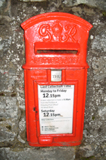 GeorgeVI Post Box